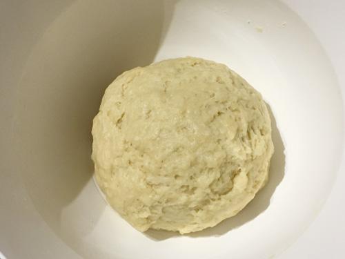 塩クッキー生地
