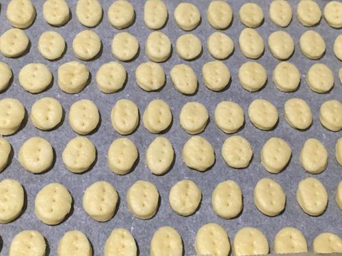 塩クッキー型抜き