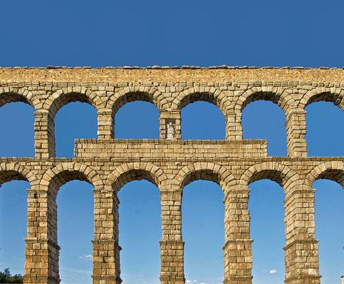 ローマの水道橋