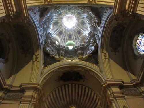 ソイエールの教会内部
