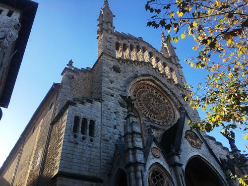 ソイエールの教会