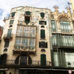 パルマの建物