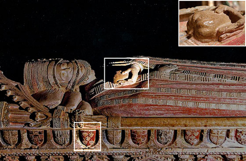 レオノール・ルイスの石棺のピーマン