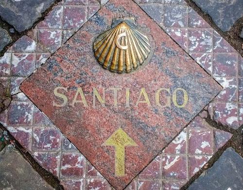 サンティアゴ巡礼の道