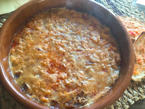 ソパ・デ・アホのレシピ